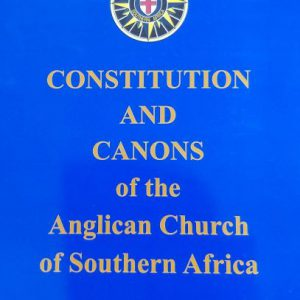 Constitution, & Canons; Canon Law Publications